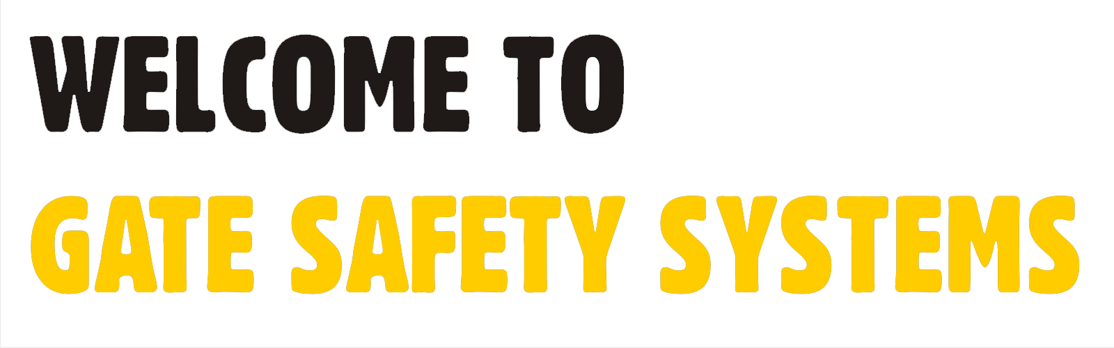 Welcome to Gate Safety Systems